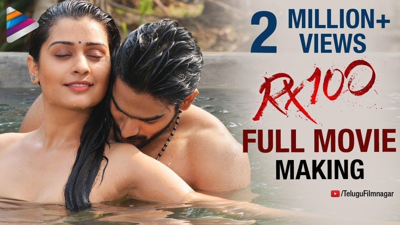 Download RX 100 FULL MOVIE Making | Kartikeya | Payal Rajput | Ajay Bhupathi | #RX100 | Telugu FilmNagar
