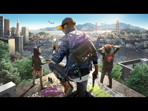 Watch Dogs 2 - Main Operation 5 - Looking Glass