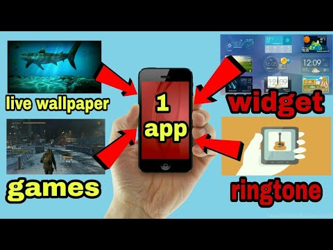 Most Popular App 2018 || Application Review ZEDGE app in Hindi || mr.singh93