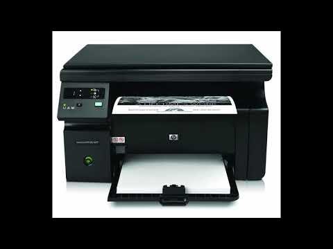 How To Install HP Laserjet Pro M1136 MFP Printer কি ভাবে HP প্রিন্টার