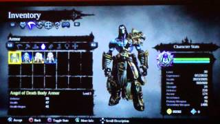 Darksiders 2 DLC Packs-Angel of Death armour pack (Remade)
