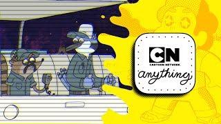 CN ANYTHING: RETRO SHOW INTROS   Cartoon Network