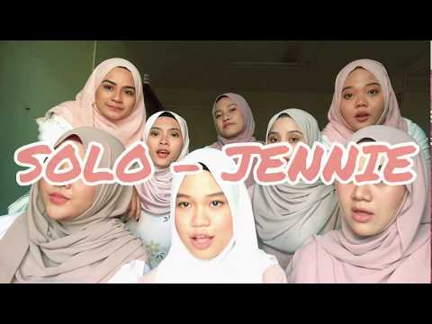 SOLO - JENNIE (Acapella Version By Bahiyya Haneesa)