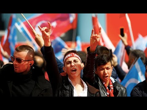 Turkey's Erdogan Allies with Fascists for Election, Repressing Leftists and Kurds