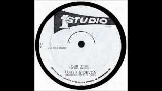 Lloyd & Devon-Push Push (Studio One)