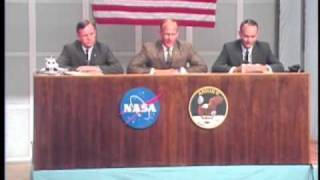 Apollo 11 Pre-Flight Conference - Part (1/3)