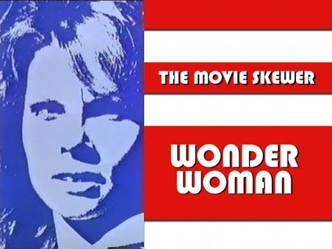 Wonder Woman (1974) Review - The Movie Skewer
