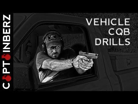 Vehicle CQB: Basic Personal Drills