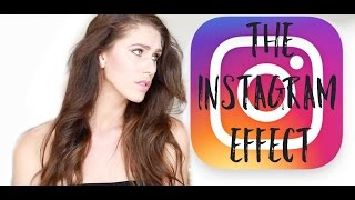 #️⃣ The Instagram Effect  | RANT | Cassandra Bankson
