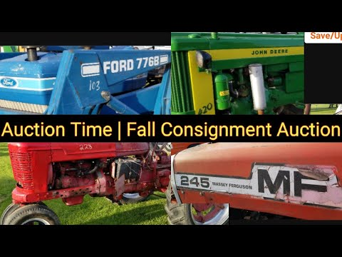 Auction Time | Fall Consignment Auction