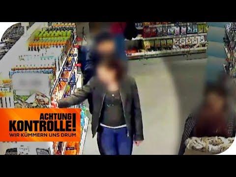 Junges Verbrecher-Paar ertappt: Wo ist das Diebesgut?   Achtung Kontrolle   kabel eins