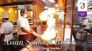 The Lagoon's Asian Seafood Buffet