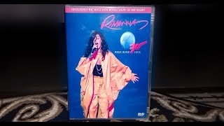 Unboxing Rihanna - DVD Rock In Rio 2015 FAN MADE