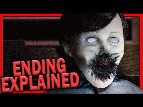 BRAHMS: THE BOY II (2020) - Ending Explained