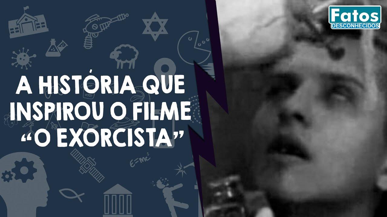 """7a57a99e63 A verdadeira e macabra história que inspirou o filme """"O Exorcista"""". Fatos  Desconhecidos"""
