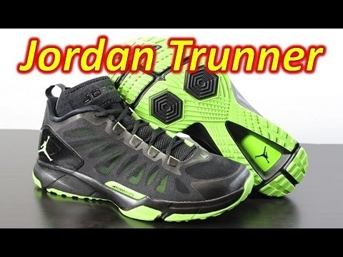 d7cc6badb971 Air Jordan Trunner Dominate Pro Black Electric Green - Review + On Feet -  YouTube