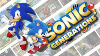 Sonic Generations 3DS [OST] - Boss: Biolizard