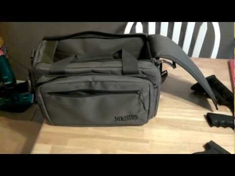 Midway USA Compact Competition Range Bag Review
