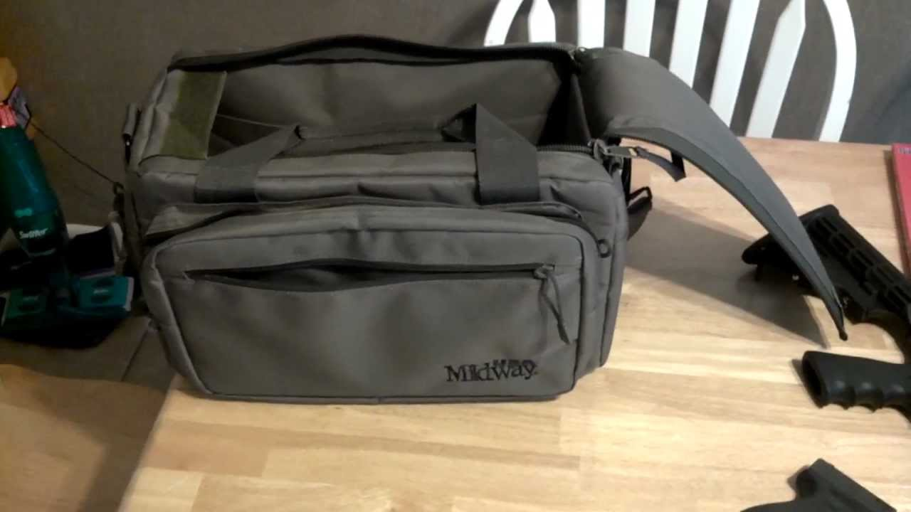 Midway Usa Compact Compeion Range Bag Review