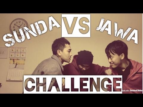 ORANG SUNDA VS ORANG JAWA NGOMONG B.JEPANG [CHALLENGE]