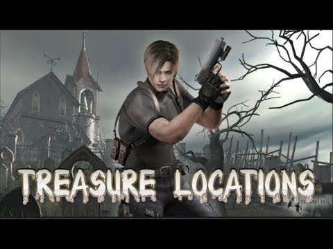 Resident evil 4 all treasure locations youtube resident evil 4 all treasure locations aloadofball Image collections