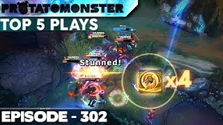 League of Legends Top 5 Plays Week 302