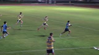 ISKL B vs GIS rugby 7s ISAC Dec 4 Full Game - CLIP 3