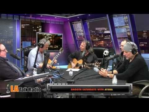 Paul Brown and Terry Wollman perform Hushlive on Smooth Saturdays with Aysha