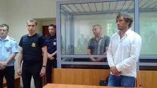 Андрей Беликов заключен под стражу