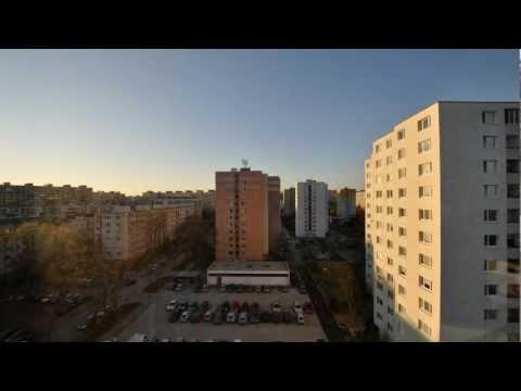 Bratislava - Time Lapse