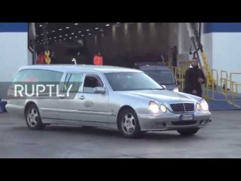 Italy: Mafia 'Godfather' Toto Riina buried in private funeral in Sicily