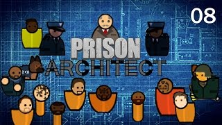 Scavenger Hunt | Prison Architect 1.0 | Episode 8