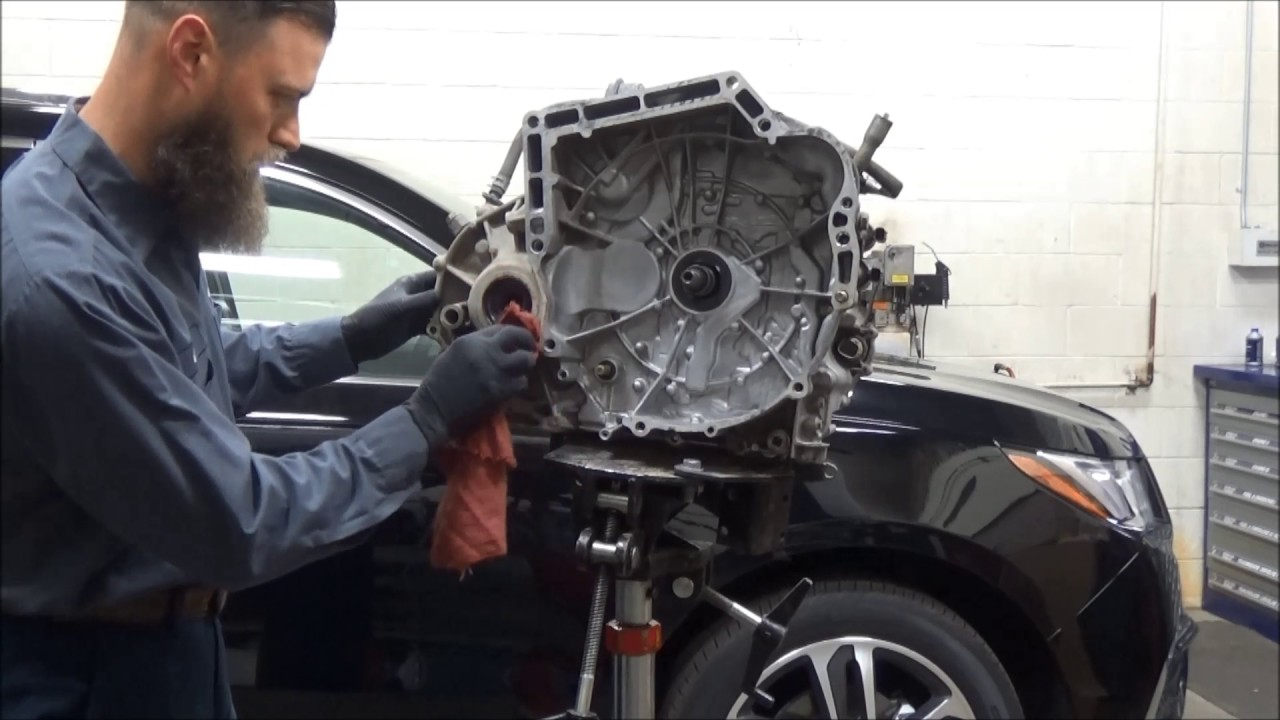 2005 acura tsx 535 000 miles transmission removal replace torque rh youtube com Acura RL Manual Swap Acura Service Manual