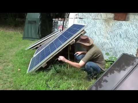 Improving My Off Grid Tiny House Solar Power Output