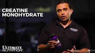 видео Creatine Monohydrate Ultimate Nutrition