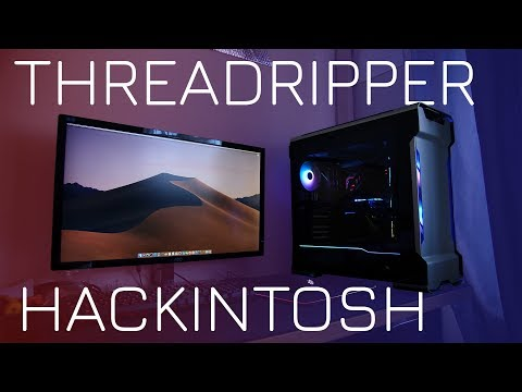 How to build a 24 Core Threadripper Hackintosh (Complete