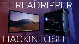 How to build a 24 Core Threadripper Hackintosh