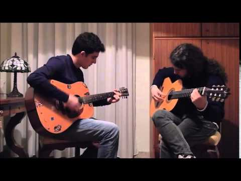 Wish You Were Here (Pink Floyd cover, duo guitar) - J&S