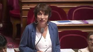 Marie-Pierre de la Gontrie pour criminaliser tout acte sexuel adulte/enfant