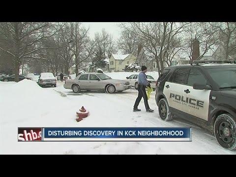 Disturbing discovery in KCK neighborhood