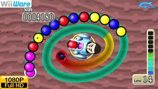 Magnetica Twist / Actionloop - WiiWare Wii Gameplay 1080p (Dolphin GC/Wii Emulator)