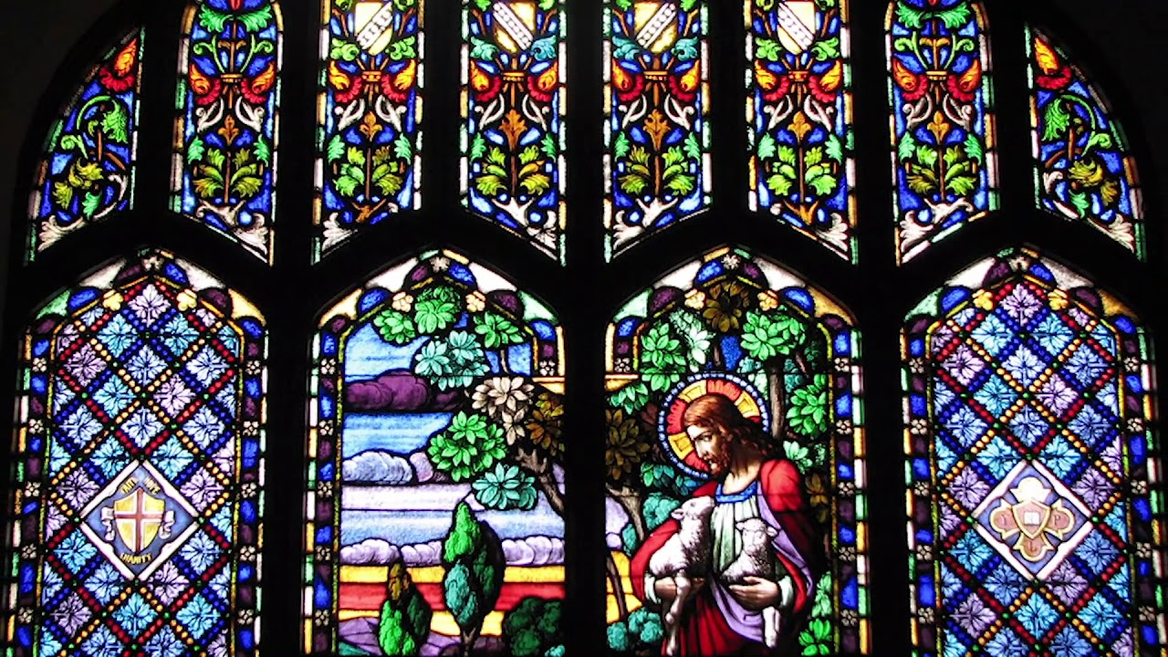 Tiffany Stained Glass Windows Youtube