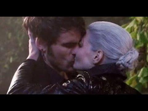 All Captain Swan Kisses through 05x11 - Swan Song