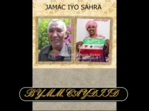 JAMAC RIYO IYO SAHRA HALGAN