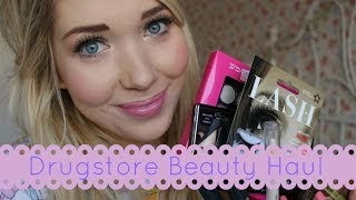Drugstore Makeup & Beauty Haul | Away with the Fairies Thumbnail