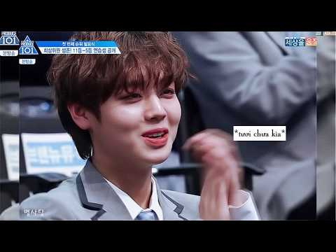 PanWink Moments In Produce 101 Season 2 ║ 라이관린 x박지훈