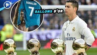 Cristiano Ronaldo veut gagner sept Ballons d'Or   Revue de presse