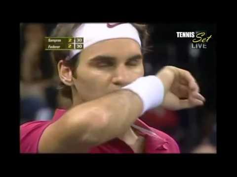 Roger Federer vs Pete Sampras FULL MATCH Clash of Times Macau 2013