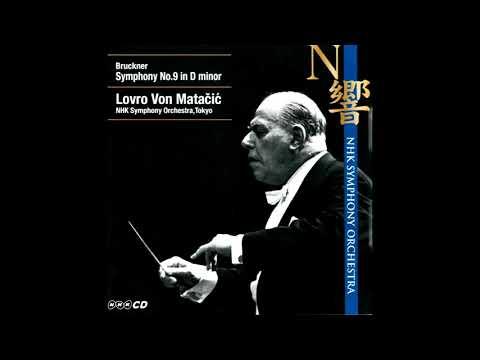 Bruckner - Symphony No.9 (NHK SO - Matacic)