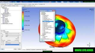 ANSYS CFX - Tutorial Centrifugal Pump CAVITATION - Part 2